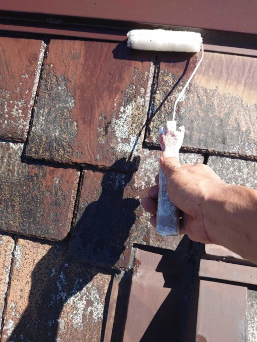 浜松市中区K様邸 外壁・屋根塗装工事